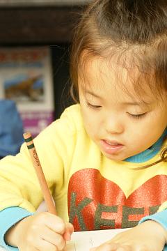 長女 5歳時の主な機能